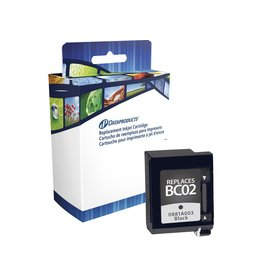 Clover Imaging Group Clover Imaging Group, DP Canon BC-02 Inkjet Cartridge Black