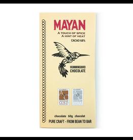 Hummingbird Chocolate Hummingbird Chocolate, Mayan Spice, 60g