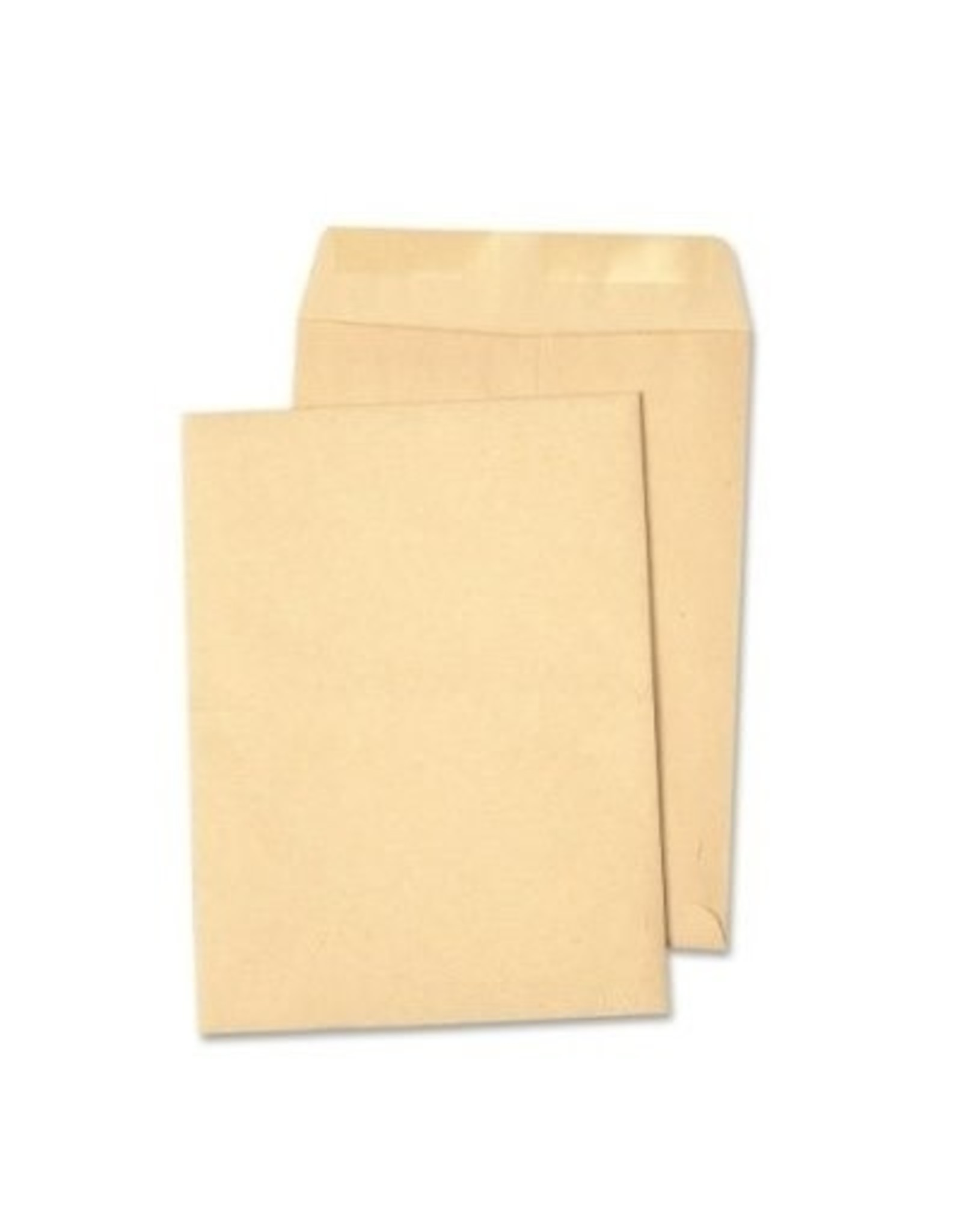 TOPS Products ENVELOPE-CATALOGUE 10X13 KRAFT, OP BRAND, 10/PACK