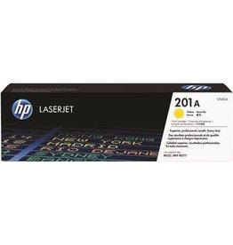 HP LASER TONER-HP #201A YELLOW