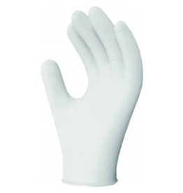 Ronco GLOVES-VINYL V1, LIGHTLY POWDERED, CLEAR 100/BOX