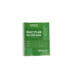 INNOVATIVE PLANNER-TEACHER PLAN & RECORD, ELEMENTARY GREEN