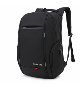 E-Blue E-Blue Tech Friendly Backpack - Black