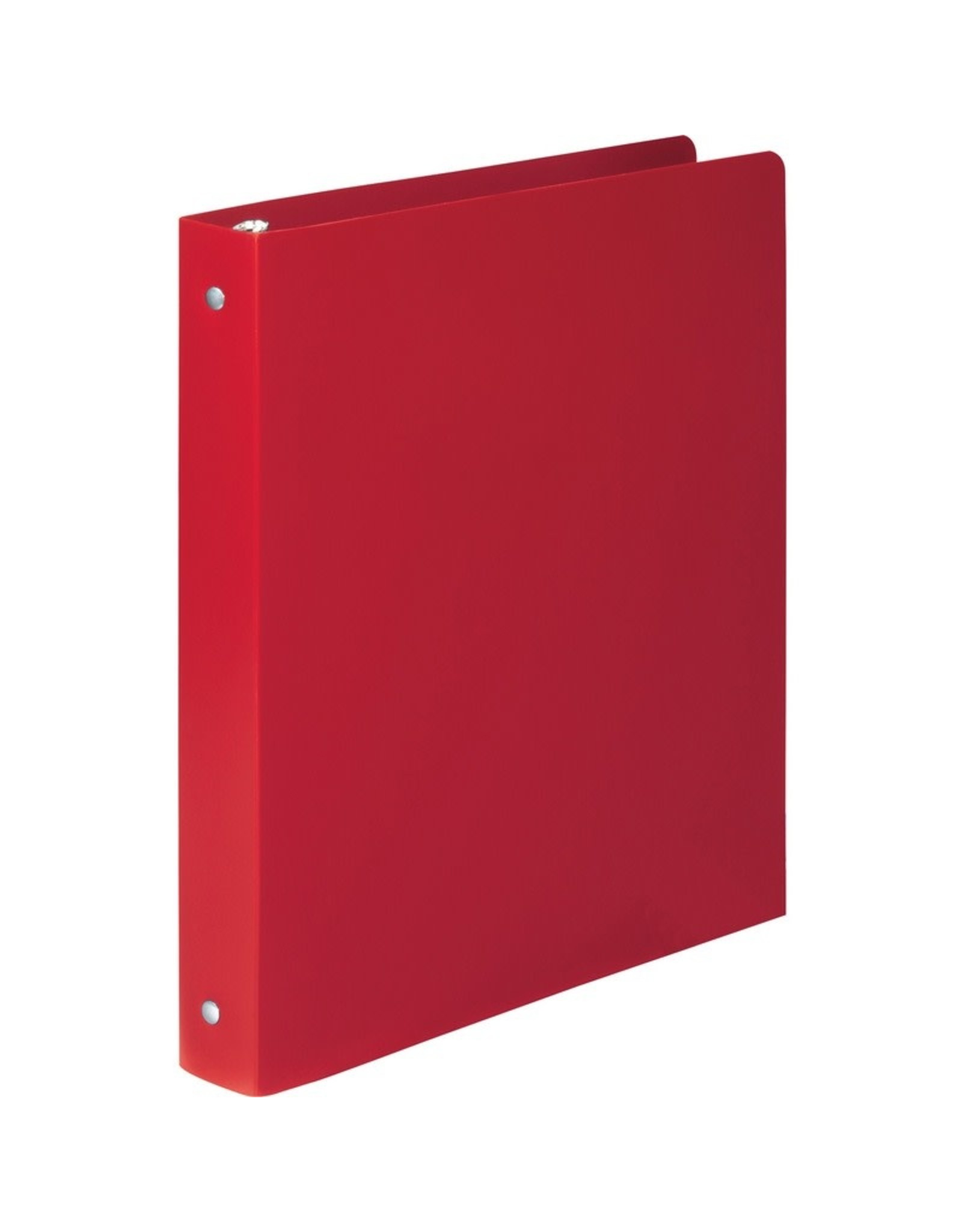 "ACCO Brands BINDER-POLY-5/8"" ROUND-23 POINT, RED"