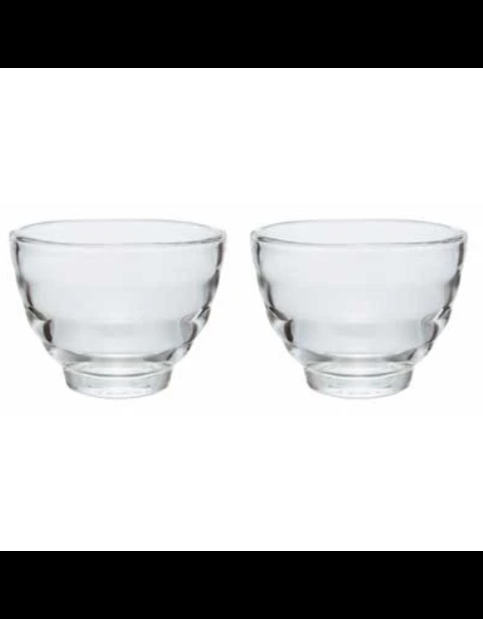 Hario Hario Heatproof Yunomi Glasses (set of 5)