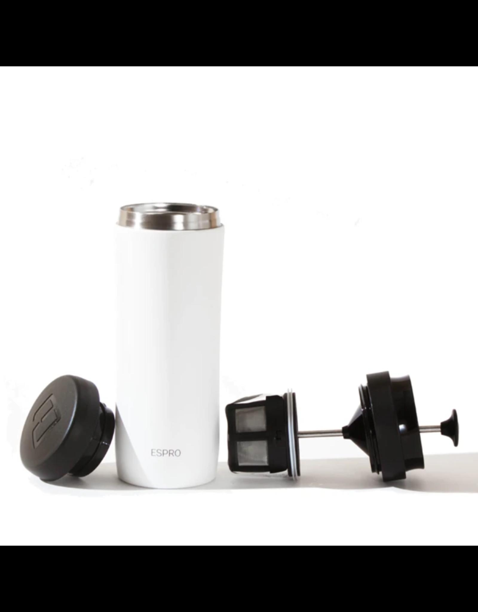 Espro Espro Travel Press Coffee - Chalk White