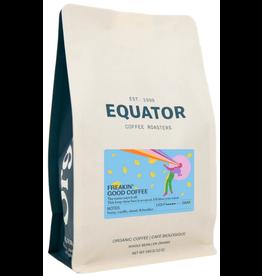 Equator Coffee Roasters Equator Coffee, Freakin' Good Coffee!, 340g Beans
