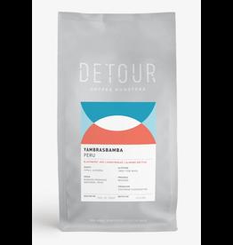 Detour Coffee Detour Coffee, Yambrasbamba Peru, 300g Beans