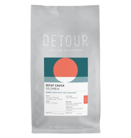 Detour Coffee Detour Coffee, Cauca Colombia, Decaf, 300g Beans