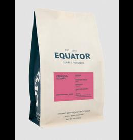 Equator Coffee Roasters Equator Coffee, Ethiopia Sidama, 340g Beans