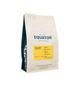 Equator Coffee Roasters Equator Coffee, Colombia COSURCA, 340g Beans