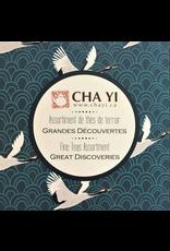 CHA YI Tea House CHA YI Tea, Discoveries Assortment (6 pack)