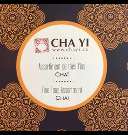 CHA YI Tea House CHA YI Tea, Chai Assortment (5 pack)