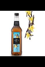 1883 Maison Routin France 1883 Syrup, Sugar Free Vanilla 1L Bottle