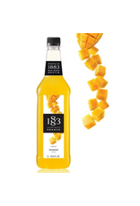 1883 Maison Routin France 1883 Syrup, Mango 1L Bottle