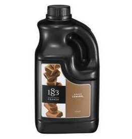 1883 Maison Routin France 1883 Syrup, Caramel 2L Bottle