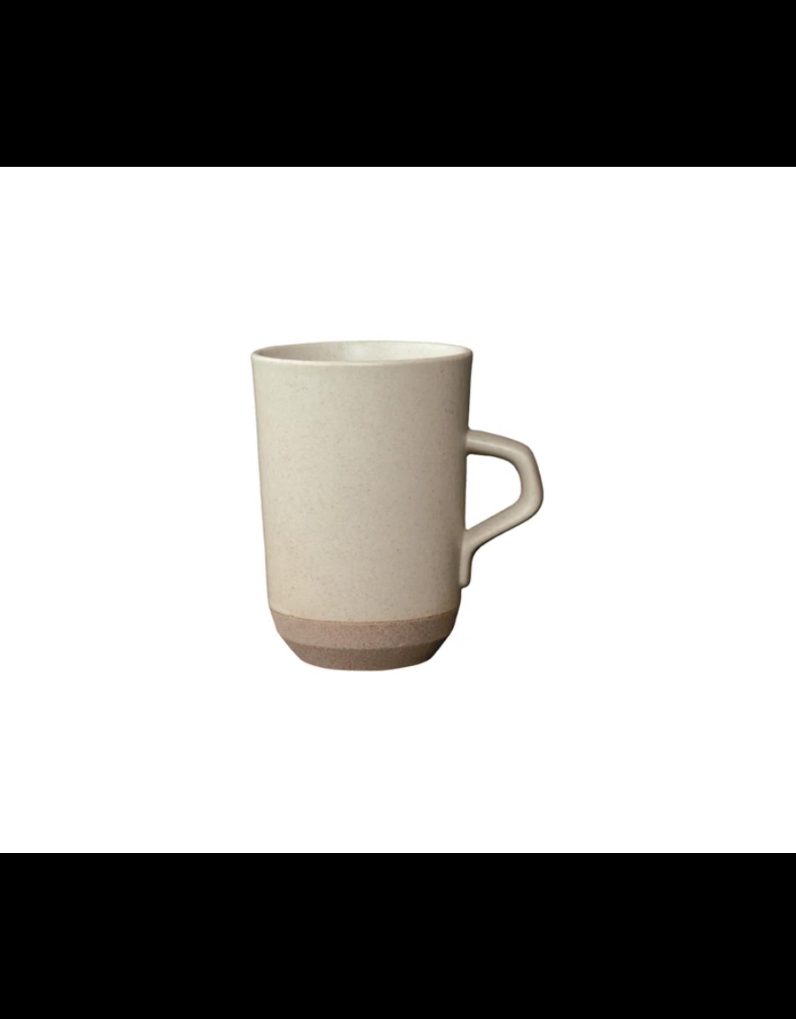 KINTO KINTO Ceramic Lab Tall Mug 360ml