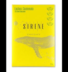 Sirene Chocolate Sirene Chocolate, Lachua Guatemala (Dark), 70g