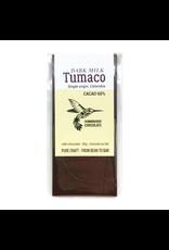 Hummingbird Chocolate Hummingbird Chocolate, Tumaco Dark Milk, 60g
