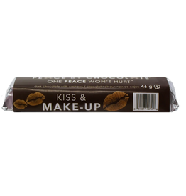 Peace by Chocolate Peace by Chocolate, Forgiveness Bar Dark Chocolate Cashew 46g