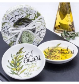 Liquid Gold Olive Oils & Vinegars Inc Liquid Gold, Dipping Dish Gift Set