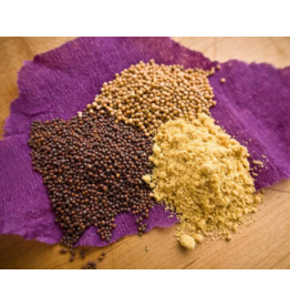 The Spice Trader The Spice Trader, Mustard Powder Yellow