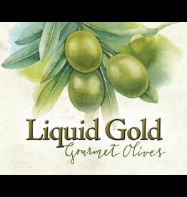Liquid Gold Olive Oils & Vinegars Inc Liquid Gold, Sun Dried Tomato Stuffed Olives