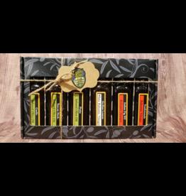 Liquid Gold Olive Oils & Vinegars Inc Liquid Gold, Classic Italian Oil & Vinegar Pack, 6 x 60ml
