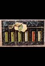 Liquid Gold Olive Oils & Vinegars Inc Liquid Gold, Holiday Feast Pack, 6 x 60ml