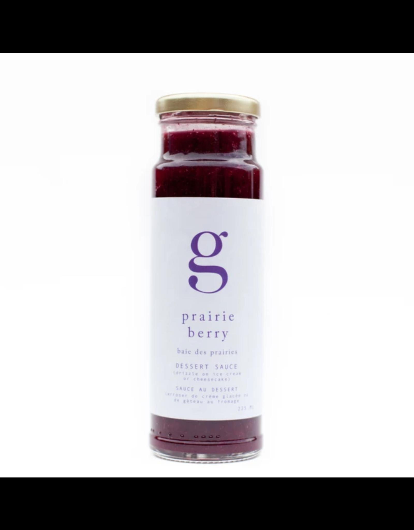 Gourmet Inspirations Gourmet Inspirations, Prairie Berry Dessert Sauce 225ml