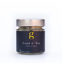 Gourmet Inspirations Gourmet Inspirations, Land'N'Sea Rub 150g