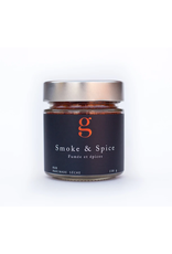 Gourmet Inspirations Gourmet Inspirations, Smoke And Spice Rub 150g