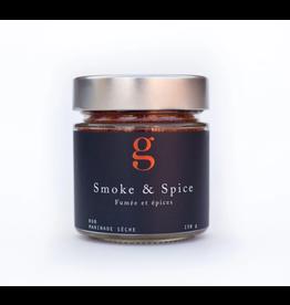 Gourmet Inspirations Gourmet Inspirations, Smoke & Spice Rub 150g