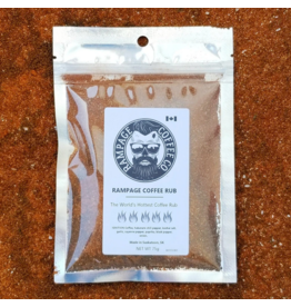 Rampage Coffee Co. Rampage Coffee Rub, The World's Hottest