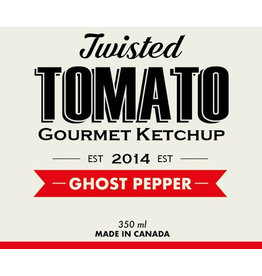 Twisted Tomato Twisted Tomato, Gourmet Ketchup Ghost Pepper 350ml