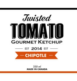 Twisted Tomato Twisted Tomato, Gourmet Ketchup Chipotle 350ml