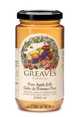 Greaves Jams & Marmalades Ltd. Greaves, Apple Jelly, 250ml