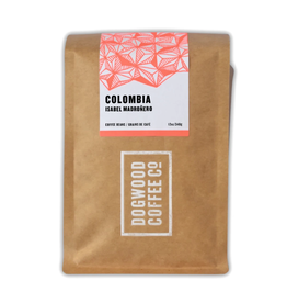 Dogwood Coffee Canada Ltd. Dogwood Coffee, Colombia Isabel Madroñero, 340g Beans