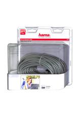 Hama Hama CAT 5e Network Cable Grey 50ft