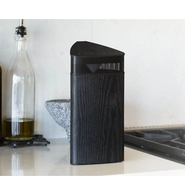 Fluance Fluance, Fi20 High Performance Portable Wireless 360 Degree Speaker, Black Ash