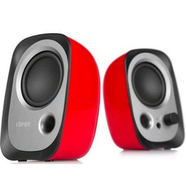 Edifier Edifier, R12U 2.0 USB Power Speakers Red