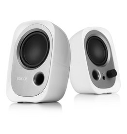 Edifier Edifier, R12U 2.0 USB Power Speakers White