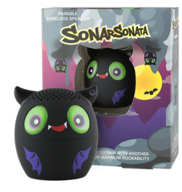 My Audio Pet My Audio Pet Bluetooth Speaker Sonar Sonata the Bat SKU:47900