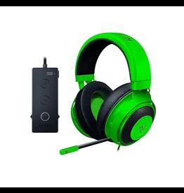 Razer Razer Headset Kraken Green Tournament Edition USB Controller SKU:50344