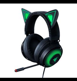 Razer Razer Headset Kraken Kitty Black Chroma w/Boom Mic USB SKU:50342