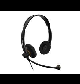 Sennheiser Sennheiser, SC60 USB Culture Series Binaural Headset Optimized for Microsoft Lync