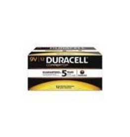 Duracell Duracell 9V 5-Year Storage Life 12 Pack