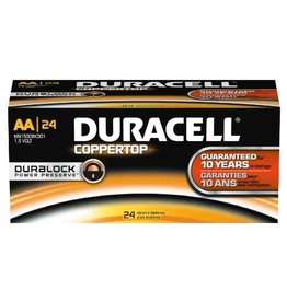 Duracell Duracell AA 10-Year Storage Life 24 Pack