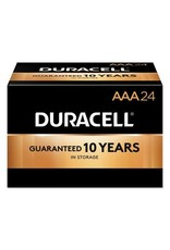 Duracell Duracell AAA 10-Year Storage Life 24 Pack