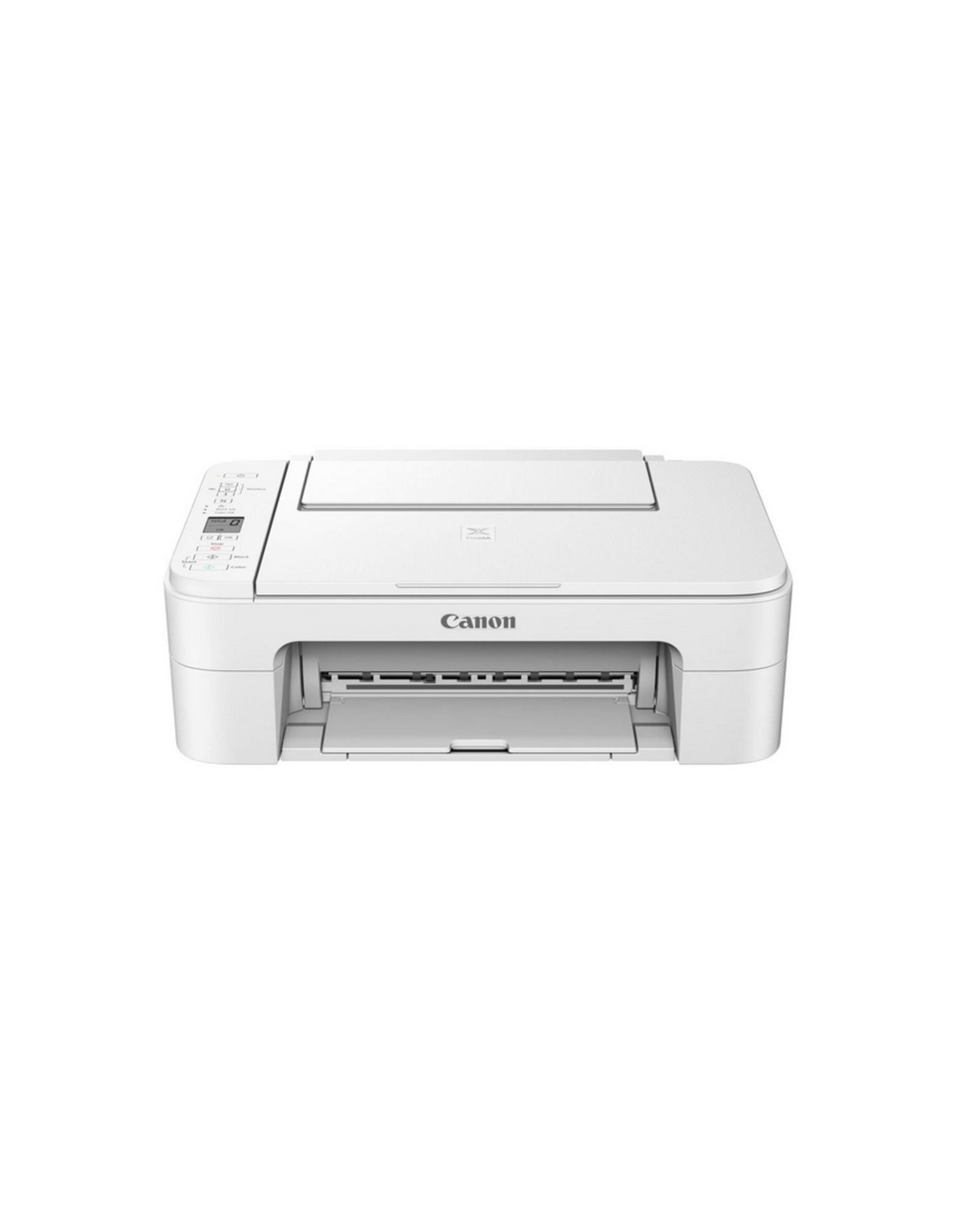 Canon Printer - Canon PIXMA TS3320 White Wireless Inkjet All-in-One